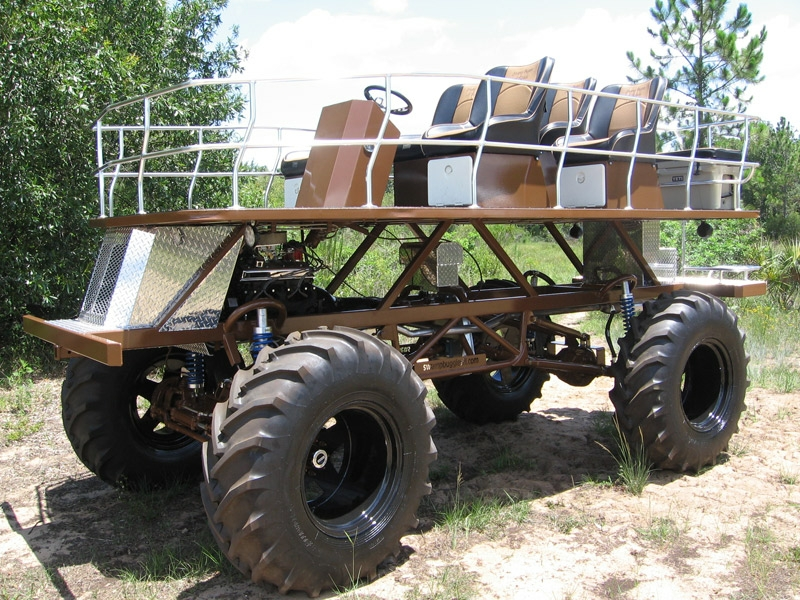 Used Cat Swamp Buggy For Sale