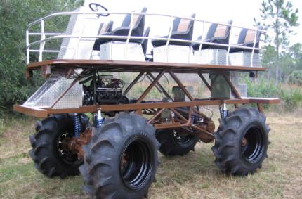 Buck Run Ranch Buggy
