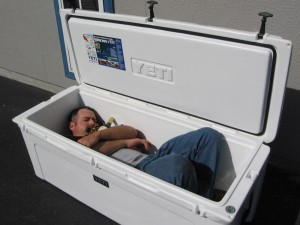 Part Section: YETI Coolers
