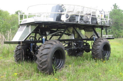 High & Dry Swamp Buggy