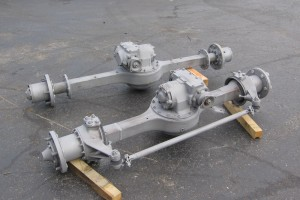 2 1/2 ton Rockwell Running Gear