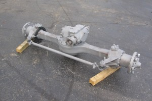 2 1/2 ton Rockwell Shortened Front End
