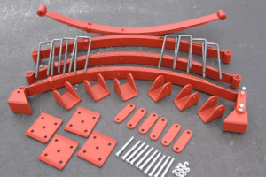 Leaf Spring Kit for 2 1/2 ton Running Gear