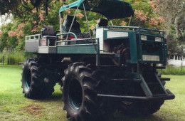 Articulating Buggy