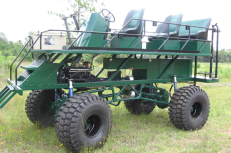 7 Seat Hunt Buggy