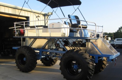 Swamp Buggies of Florida |