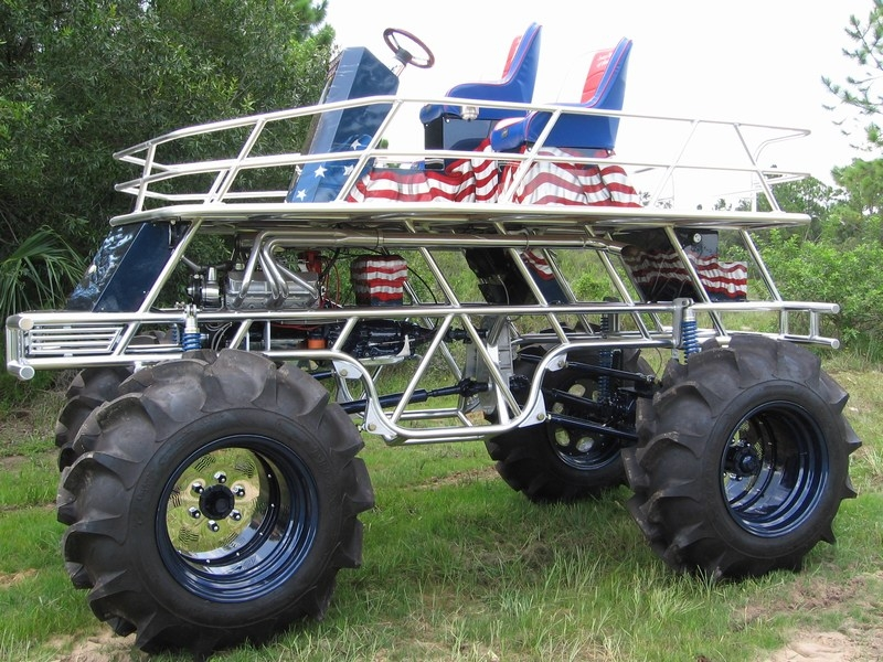 American Dream | Swamp Buggies of Florida