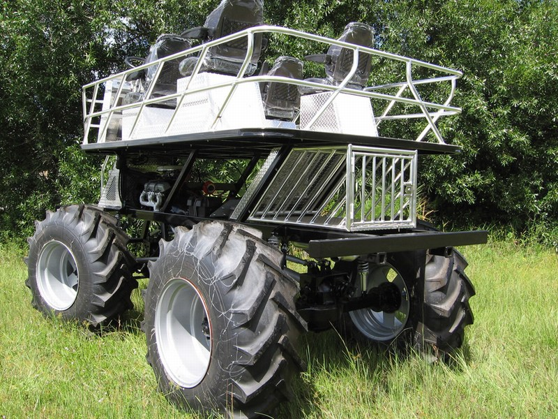 Scout Swamp Buggy | Swamp Buggies of