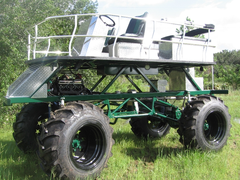 Polk County Sheriff Buggy | Swamp
